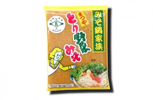 石川のソウルフード「とり野菜みそ」