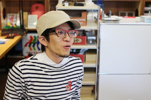 【大阪】ダンボールをもっと面白くしたい みんなのダンボールマン/小仙浩司さん