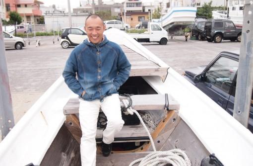 【沖縄】海人をつづけるために 漁師/柳田一平さん