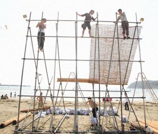 逗子海岸映画祭でボランティアスタッフを募集。