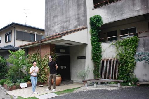 【京都】理想の暮らし方から考えてみた COFFEE ROASTERS 中村佳太さん・まゆみさん