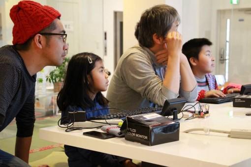 子どもと一緒にプログラミングを始めよう