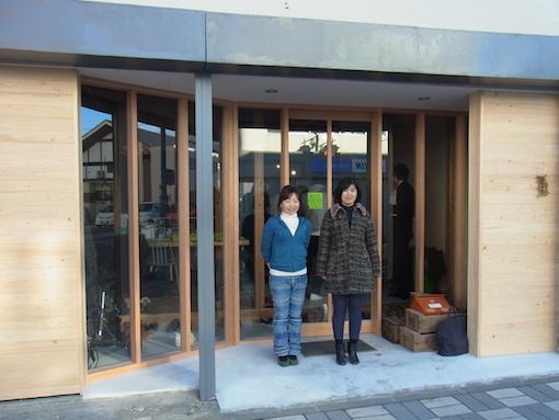 【長野】シャッター商店街に現れた英語漬けのシェアスペース MIMOZA
