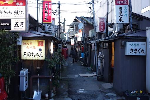 観光から移住へ。金沢を「試し住み」する地図。