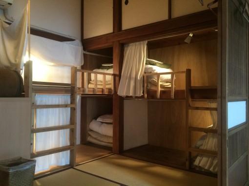 鎌倉の材木座の古民家ステイ