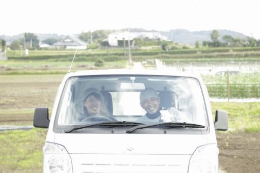 就農3年目、秋葉泰光さん・友理奈さん夫妻