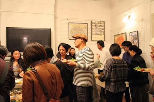 神戸の山側で面白い人が集まりはじめています(続編)