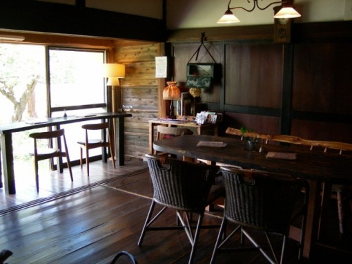 築約90年の古民家カフェ