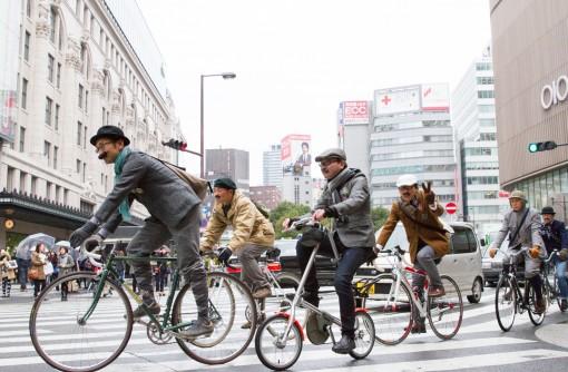 大阪ガイド1 ホステルロクヨン発、自転車で走る大阪の街