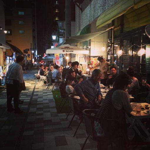 小倉の街で秋の夜長を楽しみませんか?