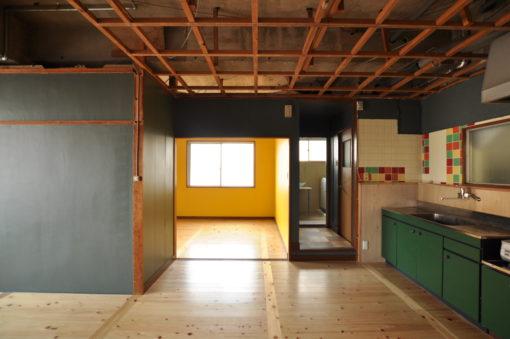 北九州市小倉北区吉野町 DIY可能物件 54㎡ 49,000円