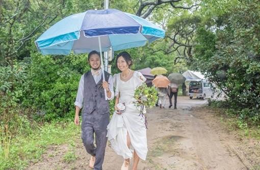 社会をDIYする結婚式