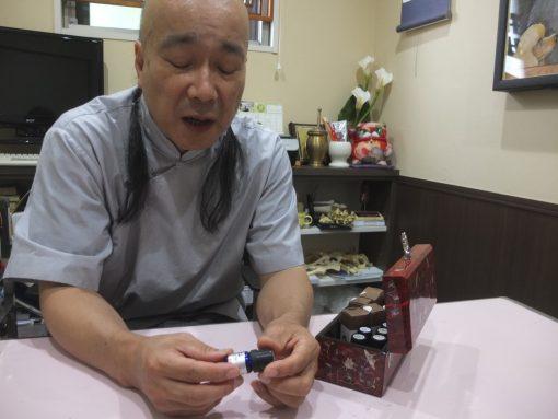 鎌倉から、日本式の中獣医学を発信するドクター