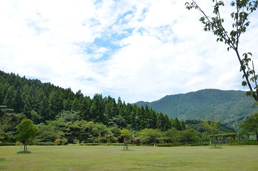 那珂川町の大自然に触れるピクニック