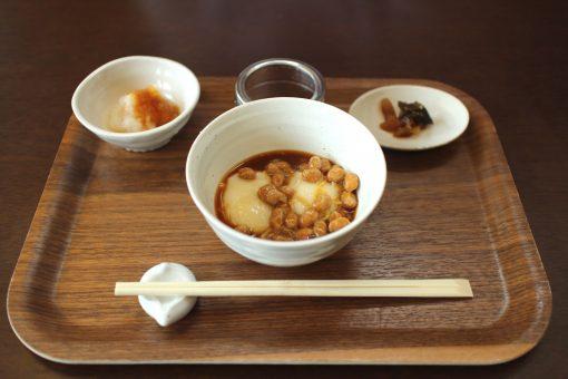 はじめての「納豆餅」