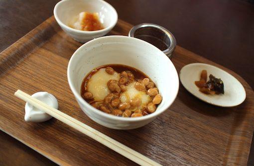 【山形】はじめての「納豆餅」