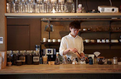 濃いのにすっきり、七日町の〈BOTA coffee〉