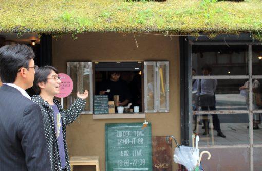 馬場正尊 talk about 山形 01〈七日町〉