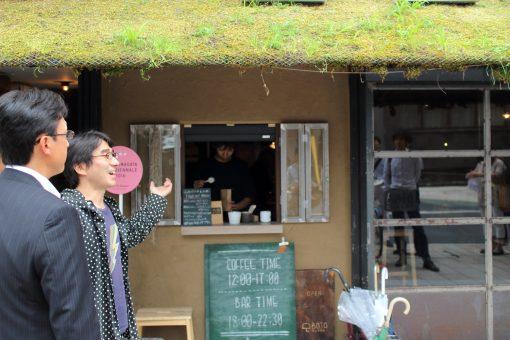 馬場正尊 talk about 山形 01/「七日町、クリエイティブでエッジが立つ面白さ」