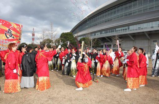 北九州名物⁉ド派手な成人式がやってきます!