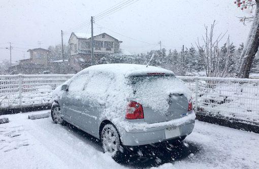 しっかり備えればこわくない! はじめての「雪支度」