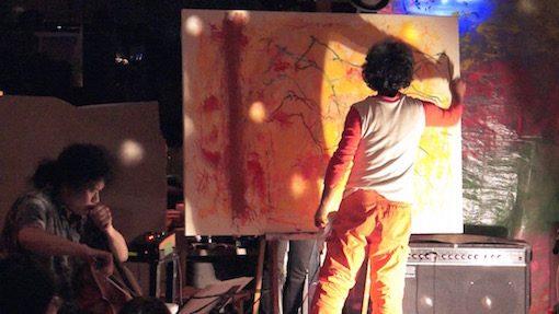 4つの企画展「アートの時間」