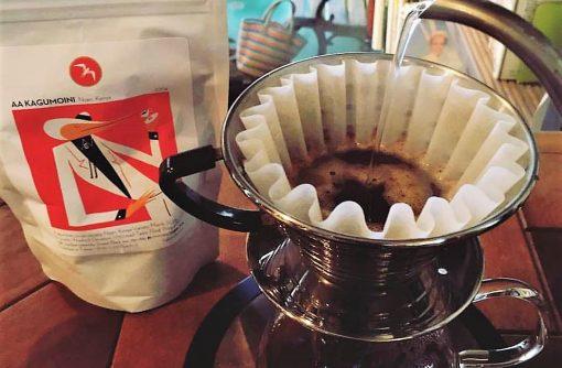 サードウェーブコーヒーを小倉に