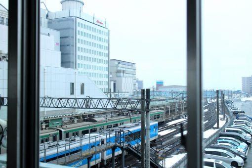 馬場正尊 talk about 山形 02/「 東京・山形を移動する贅沢 」
