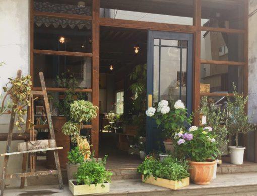 【長野】花屋と絵描きと、夢をみる店 WANDERLUST