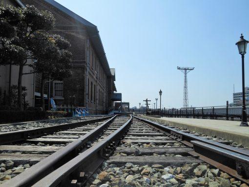 子どもと鉄道に乗って、触れて、楽しむ