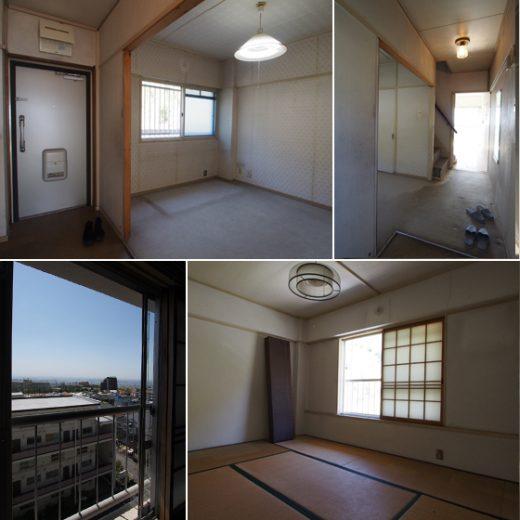神戸市灘区鶴甲 55.04平米
