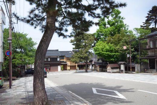 築124年の金澤町家に泊まる。