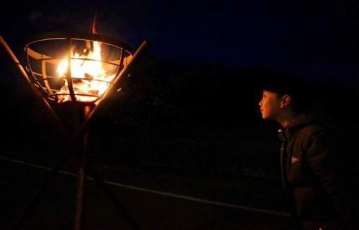 【加賀】第1回 篝火夜市