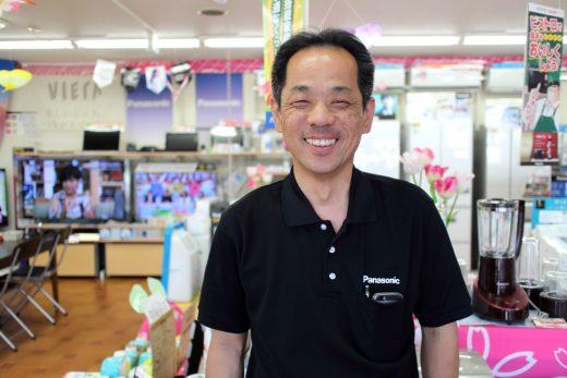 街のでんきやさん、走る走る走る/エスト昭栄中央店