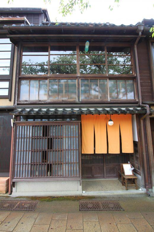 フレンチ×洋食×金沢な料理店。
