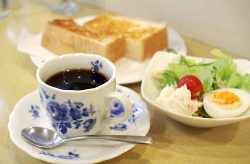 喫茶〈白十字〉