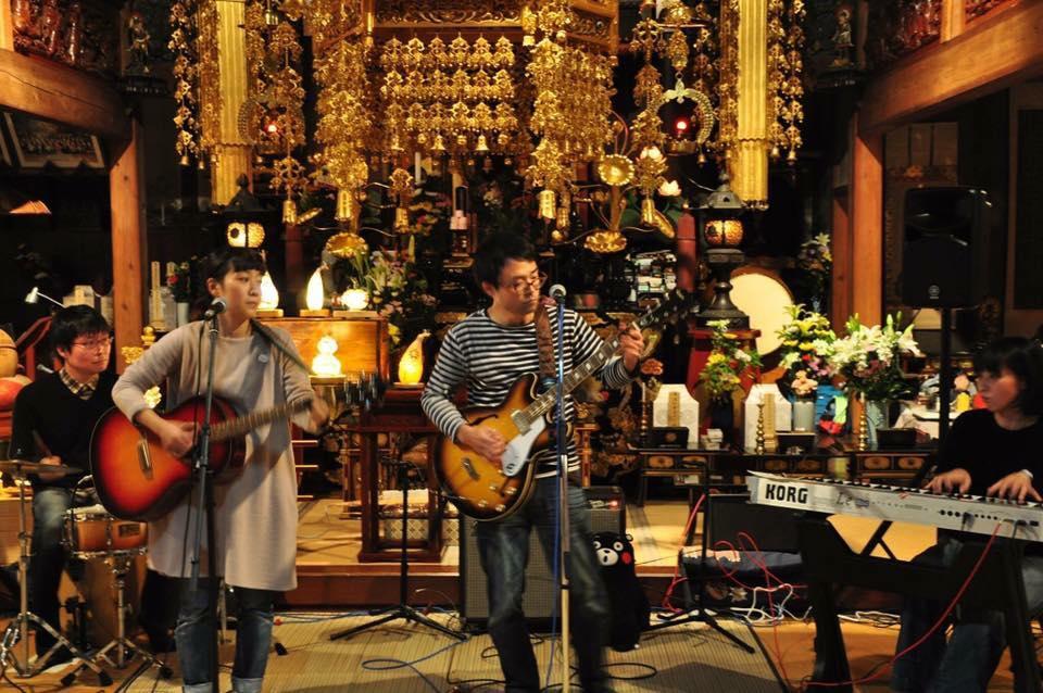 《音楽イベント》お寺でこんにちは、こんばんはvol.4