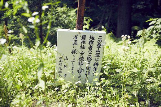 西を走り、西から眺める/富神山、狐越街道、荒沼