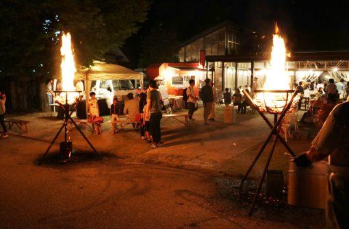 【加賀】第2回 篝火夜市