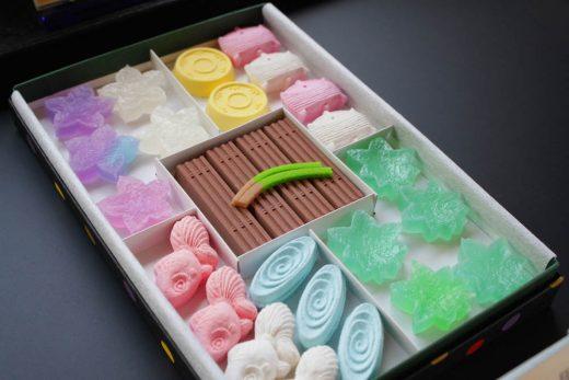 「金沢らしい菓子」と「金沢人」。