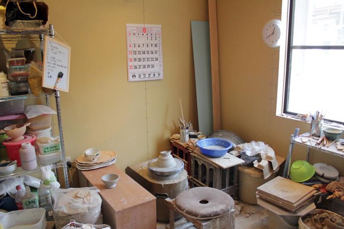 20代の決断。自然、家、そして陶芸