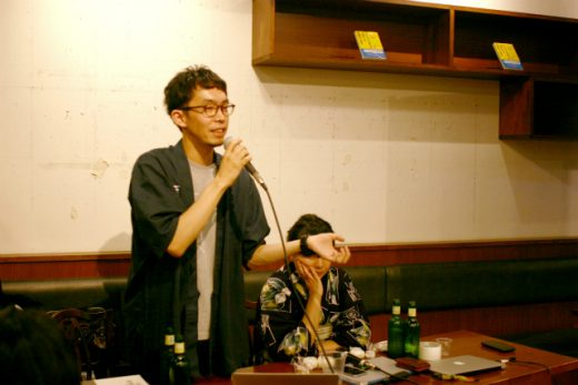 福井への愛が溢れ出した夜。