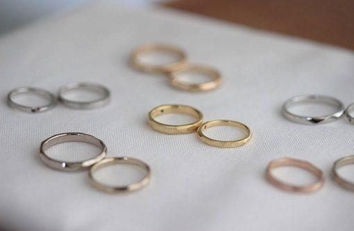 指輪作りのお手伝い、仕事にしませんか?