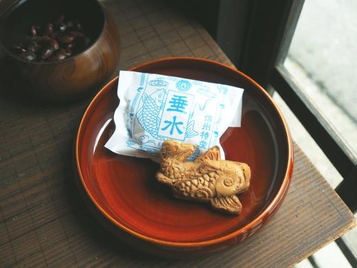 【長野】海なし県は鯛ではなく、鯉焼き! 藤田九衛門商店/長野市