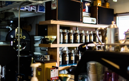 コーヒー愛にあふれたお店たち