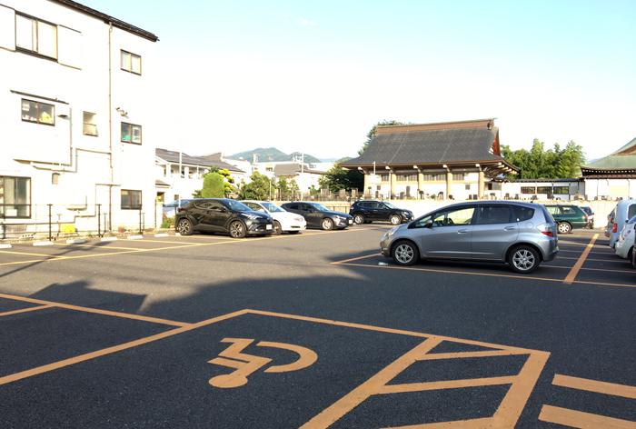 どうする?増え続けるまちの駐車場