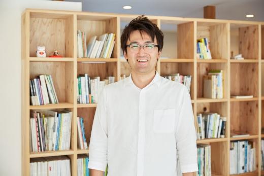 建築家  井上貴詞さん Interview 2017