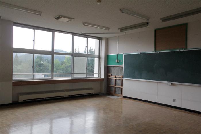 校舎の新しい活用法を考えよう