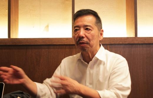 「工芸建築」展 総合監修・秋元雄史さん