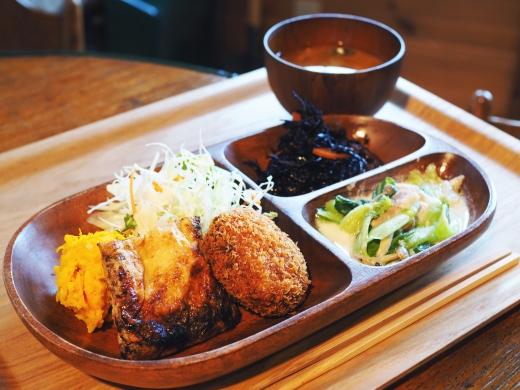 【長野】おばんざい&かふぇ ごま/白馬村 山好き店主が作る、毎日食べたいおばんざい